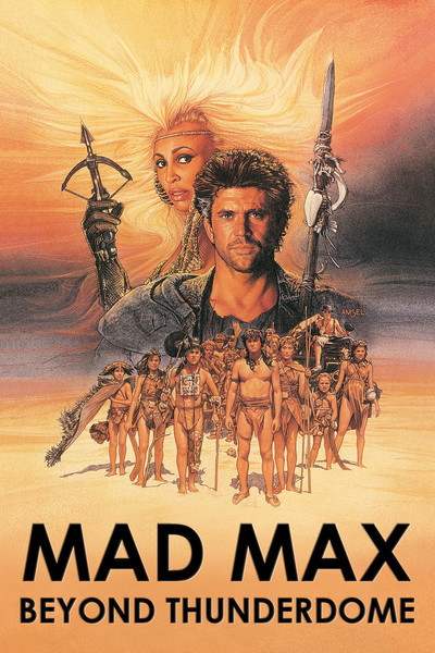 Mad Max Movieposter