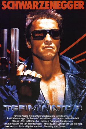 Terminator 1984 movieposter